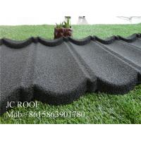 Quality Colorful Stone Chip Coated Steel Roofing Tile Sheet In The Philippines for sale
