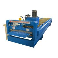 China Rolling Shutter Door Roll Forming Machine for Tailand on sale