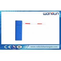 Quality Loop Detector Rfid Traffic Barrier Gate Access Control Systems Barrier Arm Gate for sale