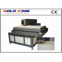 Buy cheap Die board/wood/MDF single head laser cutting machine from wholesalers