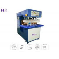 Quality 27.12MHZ Canvas Tarpaulin Heat Sealing Machine 10KW For Making Architecture Membrane Structure for sale