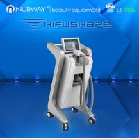 Quality fast ultrasonic fat-reduction treatments vertical HIFUSHAPE body slimming machine for sale