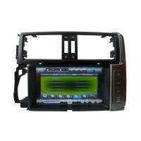 Buy Toyota Prado Automobile Bluetooth 6 CDC Canbus Steering Wheel Toyota DVD Navigation System ST-8965 at wholesale prices