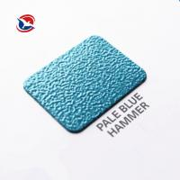 Sandy / Wrinkled Thermosetting Metallic Texture Electrostatic All Color Powder Coating