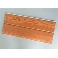 Buy Plastic Wood Laminate Wall Panels For Living Room at wholesale prices