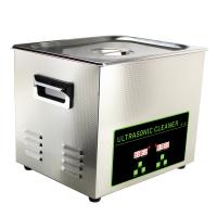Quality Benchtop Medical Ultrasonic Cleaning Machine 110/220V Pharmaceutical / Food Industry for sale