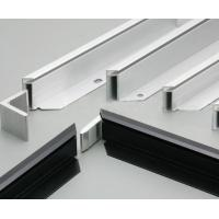 Quality Anodize Aluminum Extrusion Profiles 6063 T5 For Solar Panel Frame for sale
