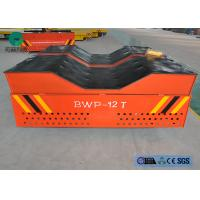 Quality 10t  capacity electric rubber wheel transfer cart for Malaysia coil handling for sale