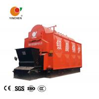 Quality Coal Fired Chain Grate Stoker Boiler 184-194 ℃ Steam Temperature Customized for sale