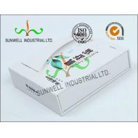 Quality Handmade Custom Printed Corrugated Boxes , Cardboard Collapsible Packaging Box for sale