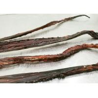 Quality Brown Seasoned Dried Squid Long Tentacle Potassium Sorbate Additives for sale