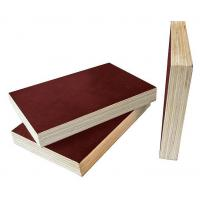 Quality Brown Film Faced Plywood 8 - 12% Moisture Content Easy Work International Quality for sale