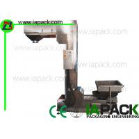 Plastic Auxiliary Equipment Z Type Bucket Elevator For Solid Food