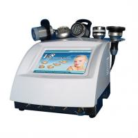 Buy cheap 8.0 Inch Ultrasonic Cavitation Liposuction RF Vacuum Slimming Machine , 20w from wholesalers