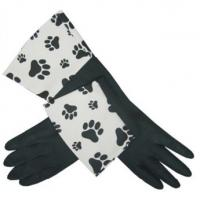 Quality Elbow Length Household Latex Gloves for sale