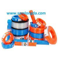 Quality Pneumatic PU Tubing for Air (PU0805) with SGS certificates, PP reel packing 100m per roll. for sale