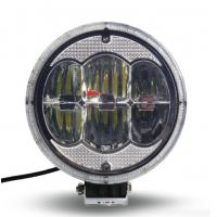 Quality 7 Inch Outdoor LED Flood Light with 60watt high intensity CREE LEDs LED Work Light  For Tractors Truck for sale