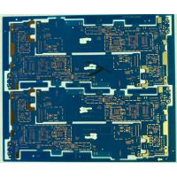 Quality FR4 TG170 Material 120mmX160mm Size with immersion gold for dc dc converter pcb for sale