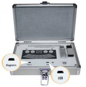 Quality Computer Linked Quantum Body Analyzer , Magnetic Resonance Machine AH - Q8 for sale