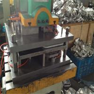 Quality Multi compartment PRE / CAD Aluminum Foil Container Mould 80-280pcs / min for sale
