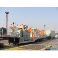 Buy cheap Prefabricated 132KV  Semi-trailer Vehicle-mounted Mobile Substation from wholesalers