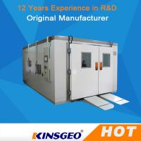 Quality 100kW Battery Battery Testing Machine Rapid Temperature Change Room with 1 year warranty for sale