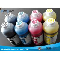 Quality Roland RE640 VS640i Printer Solvent Ink , Premium Dx7 Printhead Solvent Printing Ink for sale