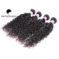 China Raw European Virgin Hair Extension Water Wave Hair Extension For Girl on sale