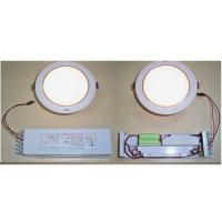 China SMD2835 18w round led rechargeable emergency light for home , hotel , office , hospital on sale