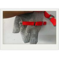 Quality Cut Resistant 304 316 Stainless Steel Gloves For Meat Process And Butcher for sale