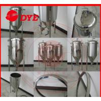 Quality 100L Frequently Micro Conical Fermentation Vessels Semi-Automatic for sale