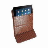 Quality Case for iPad, Solid Appearance, Ideal for Promotional Purposes, Made of Leather for sale