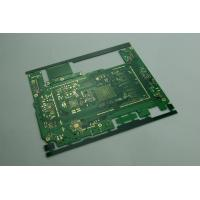 Quality Custom Green 0.7mm 8 Layer HAL PCB Printed Board for Electronic for sale