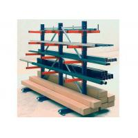 Quality Factory Direct High Quality Pipe or Lumber Warehouse Storage Cantilever Racking for sale