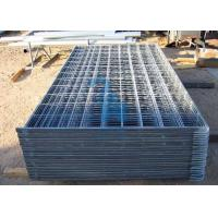 Quality Heavy Duty Steel Cattle Guards Corral Fence Panels‎ For Livestock for sale