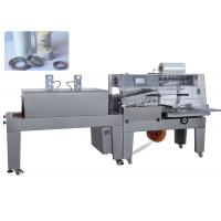 Quality High Efficiency Industrial Shrink Wrap Machines , Bottle Shrink Wrapping Machine for sale