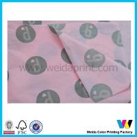 China Christmas Gift Wrapping Paper Patterned Tissue Wrapping Paper on sale