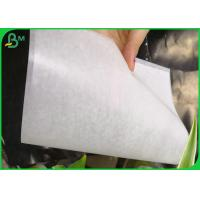 Quality Food Grade FSC Certified Paper 30gsm 35gsm 100% Virgin Pulp Material for sale