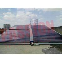 Quality Solar Water Heater Vacuum Tube Solar Collector , Evacuated Tube Collector for sale