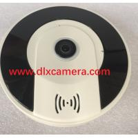Quality 1080P 360° 3D Panoramic VR P2P wifi IP IR camera plug and play Max.128G SD for sale