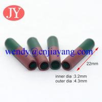 Buy cheap Facotory pice Production180000pcs per day, jiayang plastic aglets plastic end tip for hooides from wholesalers