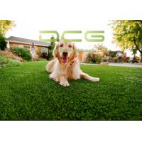 Quality UV Resistant Dog Pet Friendly Artificial Turf 4 Color With Simple Installation for sale