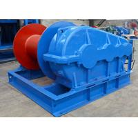Buy cheap Slow speed 10t explosion-proof heavy building material winch for pulling lifting from wholesalers