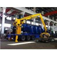 Quality Ferrous & Non - Ferrous Smelting Industry Portable Baler With Oil - Steam Heat Exchange Cooler for sale