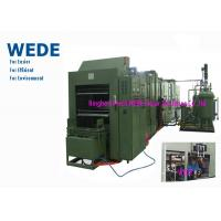 Continuous Varnish Coating Machine Vacuum Stator Dipping For Automobile Motor