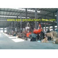 Quality Economic XPS Foam Board Extrusion Line , Styrofoam Insulation Sheets Machine for sale