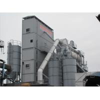 Quality 1700 Square Meter Filtering Area Hot Mix Asphalt Plant With 220KW Induced Draft Fan for sale