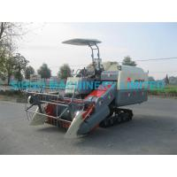 Quality SIHNO 4LZ-2.2Z Full Feed Rice Wheat Combine Harvester for sale