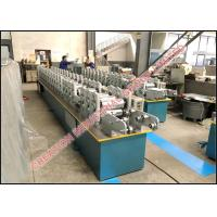 Quality Galvanised Steel Lipped C Profile Type Section Channel Making Machine with High Speed Metal Roll Forming Production Line for sale