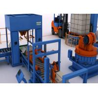 Quality Non Standard Automatic Production Line / Food Indusry Bottles Encasing Line Gripper Type for sale